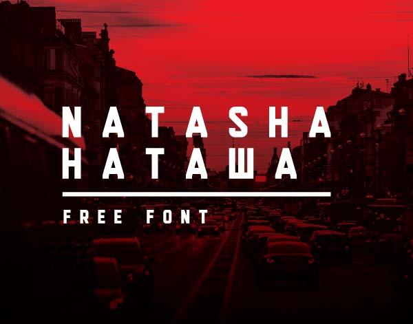 Natasha+Font