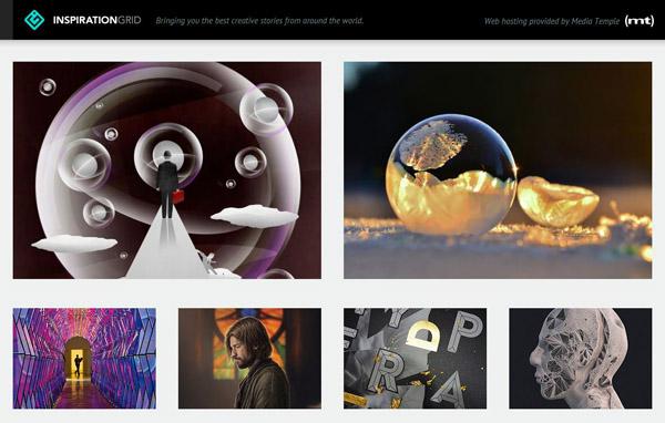 灵感网站第二波!15个创意纷呈的灵感发掘网站