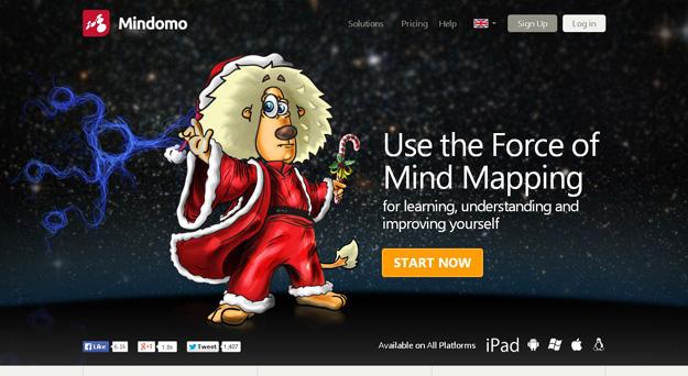 做你大脑中的记号笔!15款为设计师而生的思维导图工具