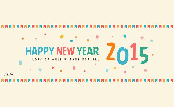 新年收大礼!2015年最新一波热门资源免费下载