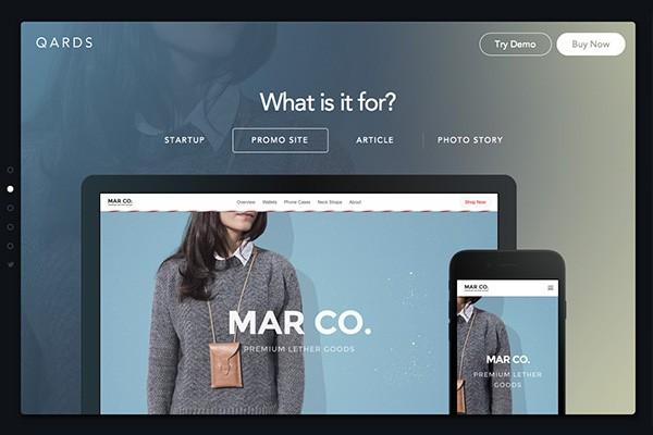 先人一步!带你了解制霸2015年的网页设计趋势