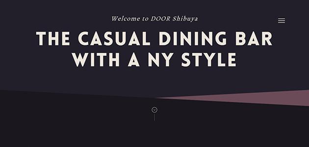 色彩狂舞派!20个色调丰富的时尚网站设计