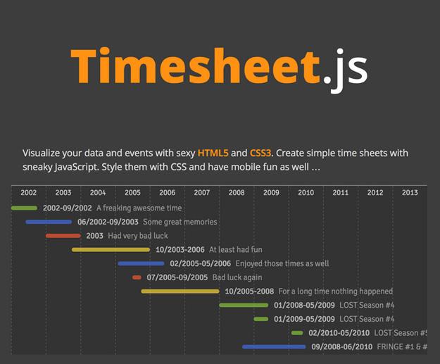 网页设计的优秀助攻!20款不容错过的HTML5工具