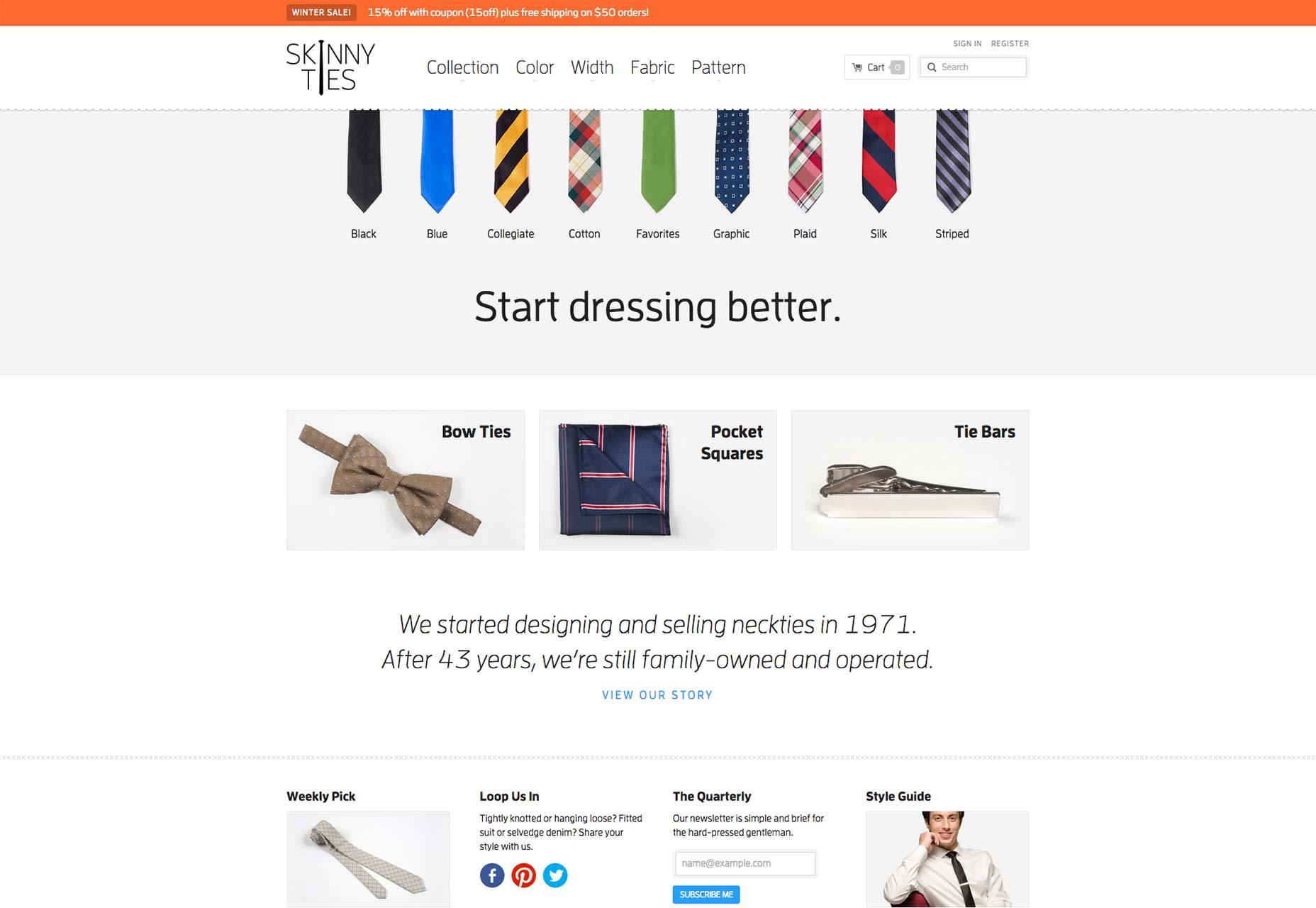 趋势在手一次过稿!四大设计趋势带你玩转2015年网页设计