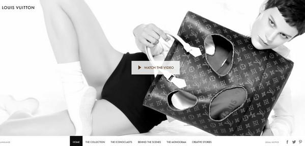 时尚雅致!25个来自法国最优秀的网页设计