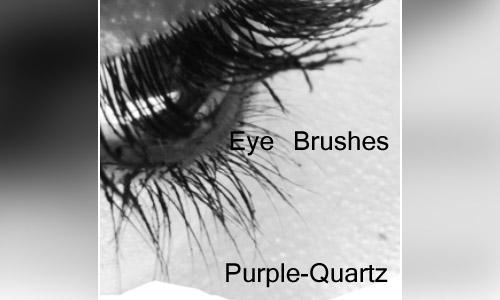 free eye photoshop brushes
