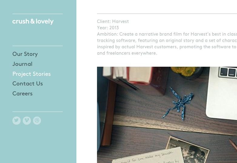 细节里的力量!11个极度专注细节的优秀网页设计