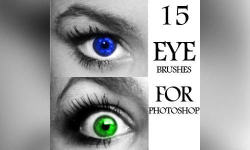 free eye brushes photoshop