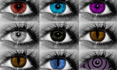 free random eye photoshop brushes