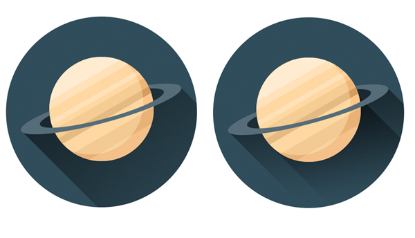 25-space-flat-icons-photoshop-saturn