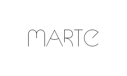 marte thin fonts free commercial