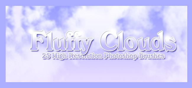 穹顶之下!15组蓝天云朵笔刷免费打包下载(附雾霾生存指南)