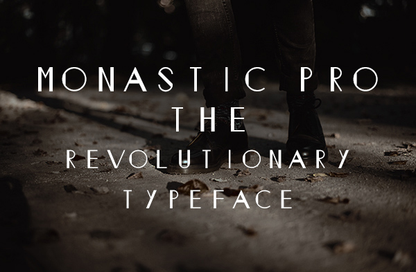 Monastic Pro Free Font