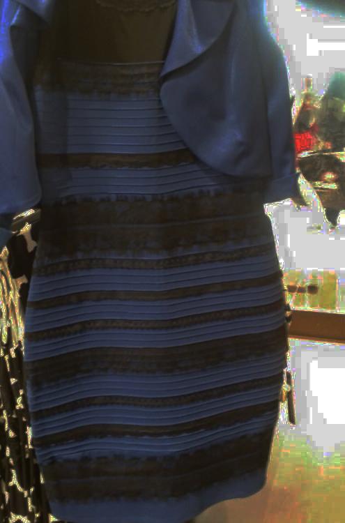 设计师出马揭秘!那条很火的裙子到底是白金还是黑蓝?