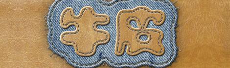 PS进阶教程!手把手教你绘制牛仔布上缝字的效果 - 优设网 - UISDC