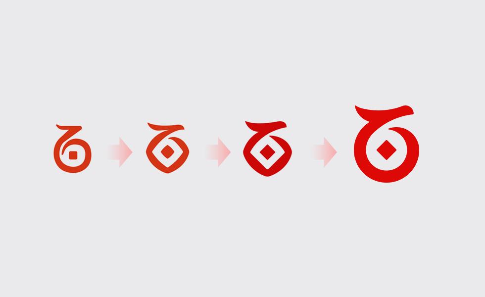 向高手学习!百度钱包品牌LOGO设计过程全揭秘