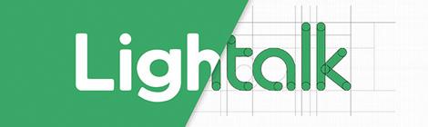 LOGO实战好文!腾讯新聊天软件Lightalk英文Logo诞生记 - 优设-UISDC
