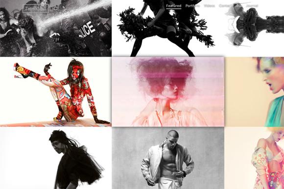 灵感大图双丰收!12个最值得收藏的摄影师个人网站