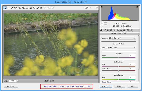 色彩管理专业篇!如何让自己的照片在网上正确地显示?