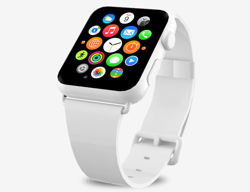 Apple Watch Mockup 2