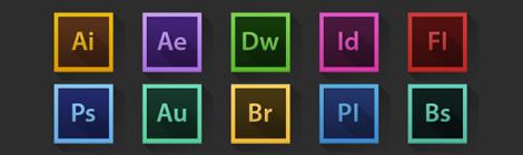 你用过几款?给新手的Adobe软件不完全科普指南! - 优设-UISDC
