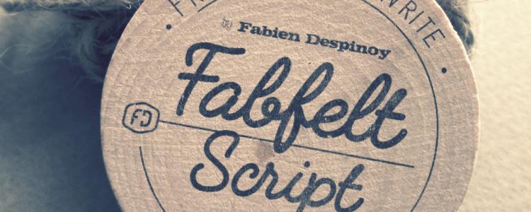 Fabfelt Script Font