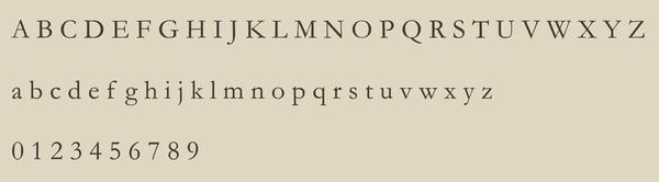 永不过时!有哪些值得推荐的经典款英文字体?(已打包)