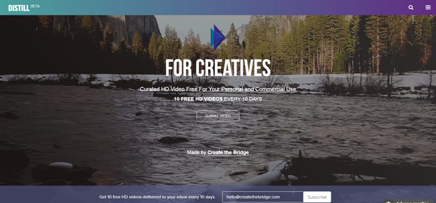 战略性Mark!16个值得收入囊中的免费高清视频素材站