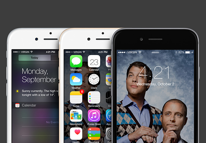 iOS8-GUI-–-Free-PSD