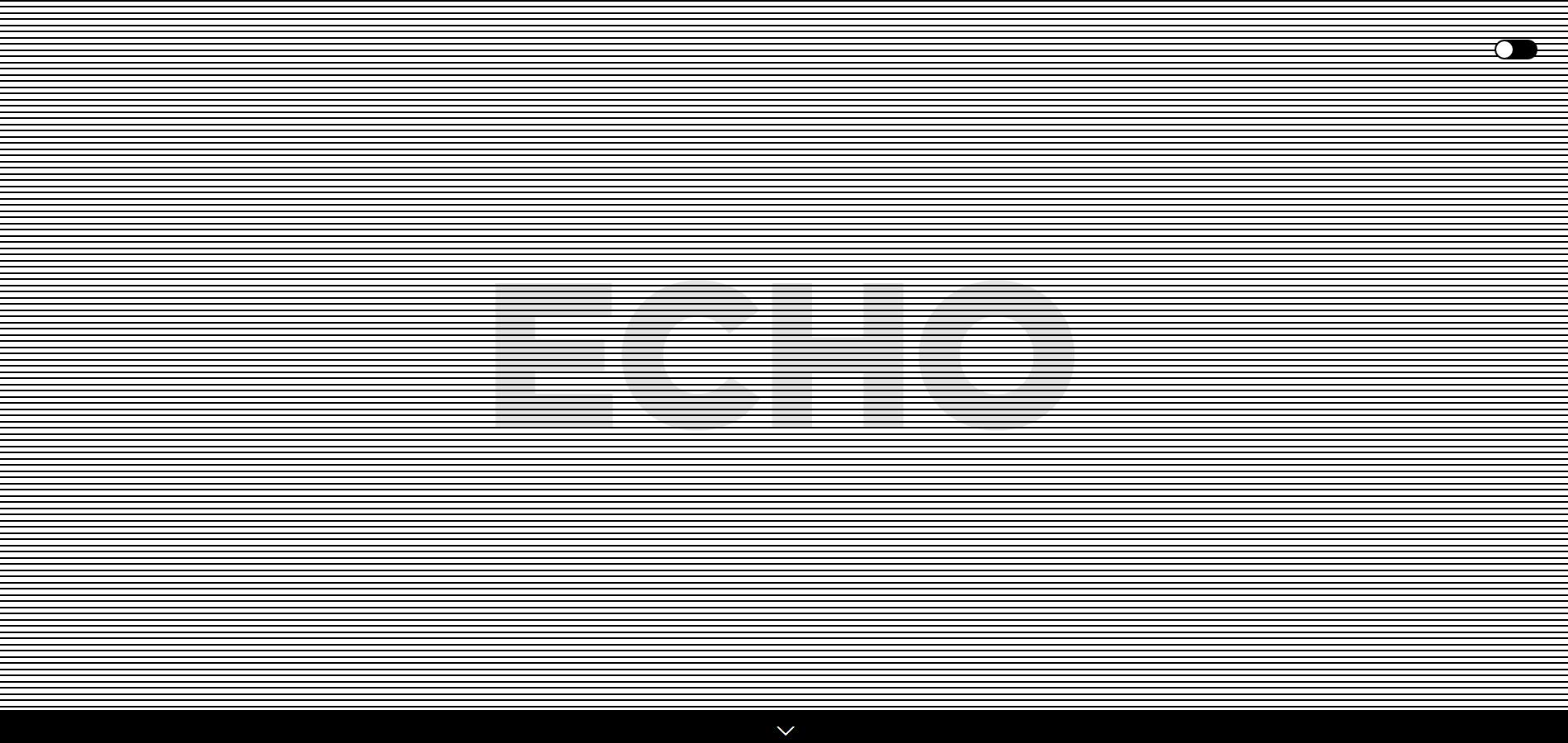 教父级色彩!一组黑白灰的低调大气范网站设计