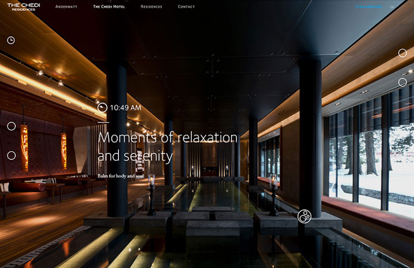40 Fresh Award Winning Websites for Inspiration - 18