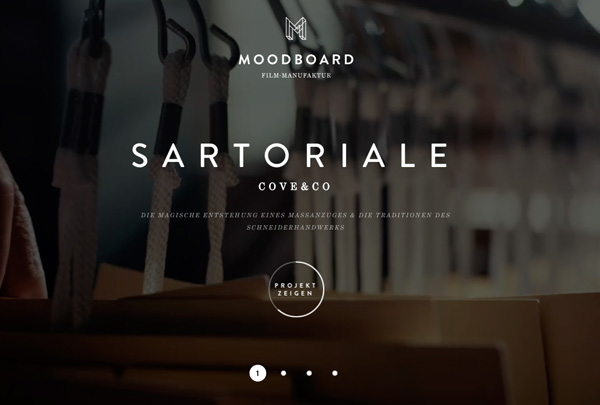 40 Fresh Award Winning Websites for Inspiration - 22