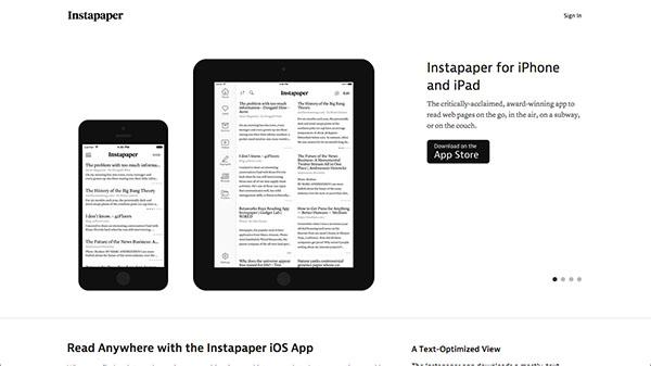 别具匠心!24款惊艳难挡的iOS APP网站着陆页设计