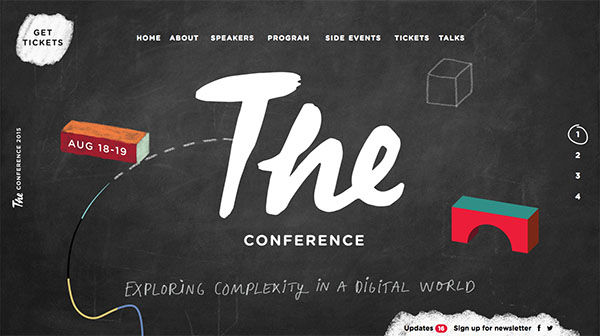THE CONFERENCE 2015