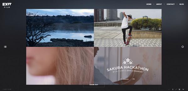 请多关照!20个来自日本最优秀的网页设计