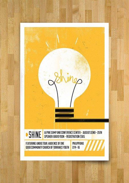 大学生来收!25个超实用方法教你设计优秀海报第二趴