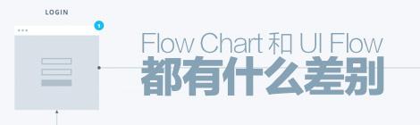 UI设计师来收!Flow Chart 和 UI Flow 有什么差别? - 优设网 - UISDC