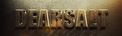 PS字体教程!手把手教你绘制粗粝的钢铁字效 - 优设网 - UISDC