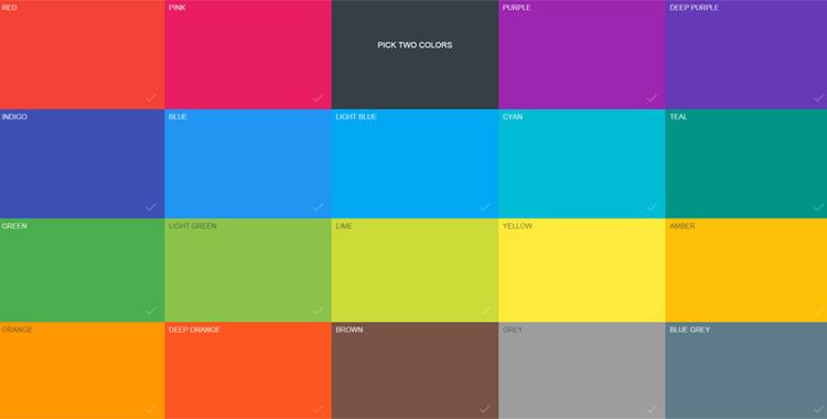 超赞!让顶尖设计师告诉你10个色彩运用秘技 - 优设-UISDC