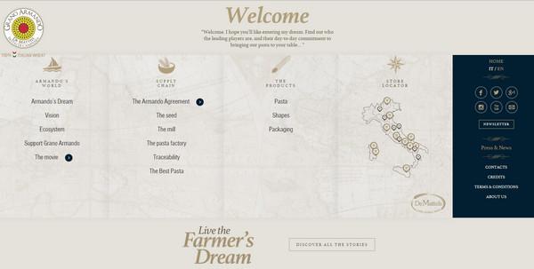 带你看世界!20个巧用地图元素的优秀网页设计