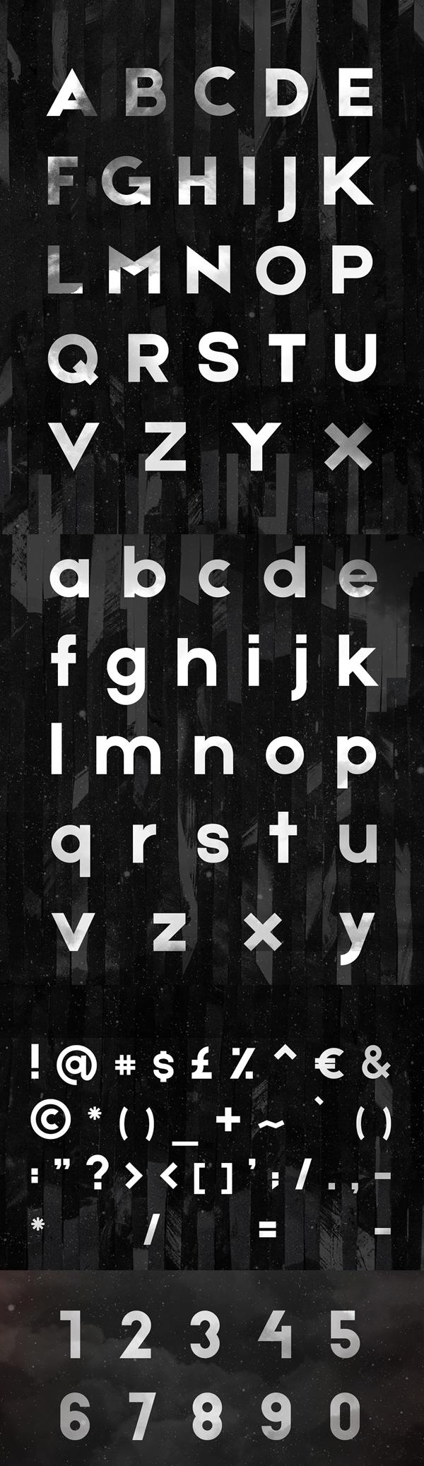 ETNA  fonts