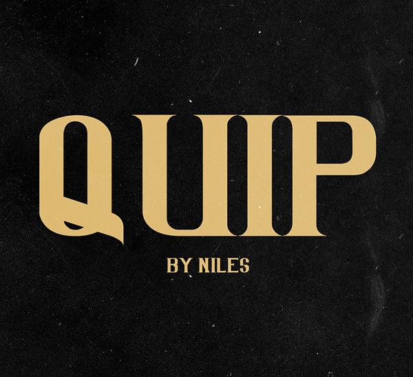 QUIP free fonts