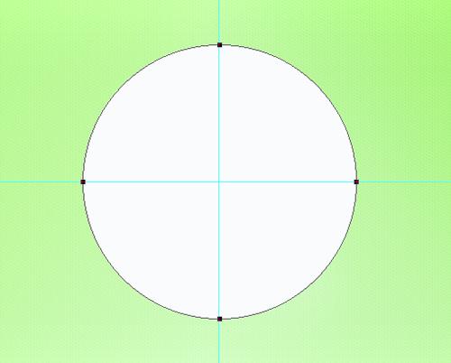 PS教程!手把手教你绘制一枚QQ旋风图标