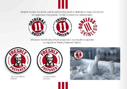 KFC 視覺設計規范