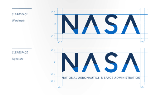 NASA 视觉设计规范