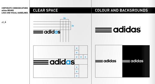 ADIDAS 视觉设计规范