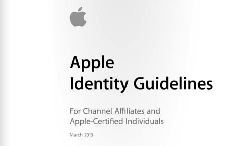 Apple 視覺設計規范