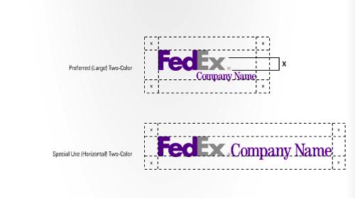 FEDEX 视觉设计规范