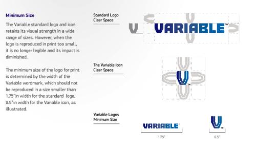 VARIABLE 视觉设计规范