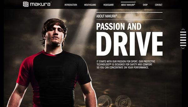 更快更高更强!17款最优秀的体育类网站与APP设计
